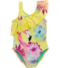 bikini amarillo  offcorss