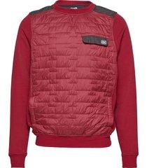 movatn wool ins sweater sweat-shirts & hoodies fleeces & midlayers rood helly hansen