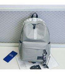 mochilas para hombre mochila de viaje oxford simple mujeres hombres escuela