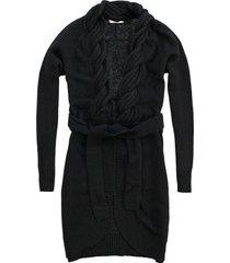 broadway lang zwart vest