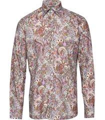 soft papyrus flower paisley shirt skjorta casual multi/mönstrad eton