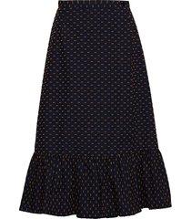 shakira knälång kjol svart baum und pferdgarten