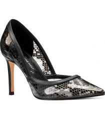 zapato elyn negro mujer nine west