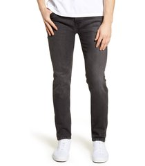 men's ag dylan extra slim fit jeans, size 38r - grey