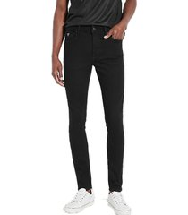 jeans super skinny elevate bkod negro guess