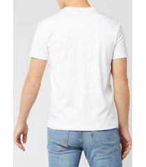 polo ralph lauren men's custom slim fit soft cotton t-shirt - white - xxl