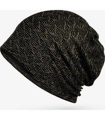 berretto multifunzionale traspirante sottile per berretto invernale da donna primavera estate