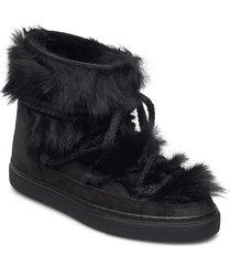 inuikii sneaker toskana shoes boots ankle boots ankle boot - flat svart inuikii