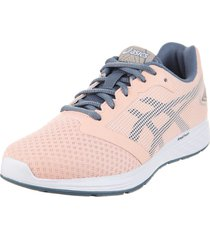 zapatilla  rosa asics patriot 10 a