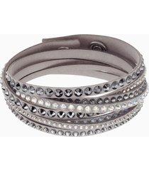braccialetto slake deluxe, grigio