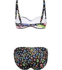 bikini sunflair svart/cerise