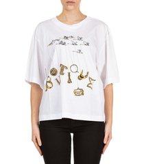 boutique moschino cotton t-shirt