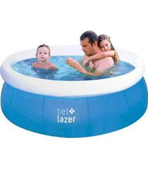piscina inflável bel lazer 1.400 litros