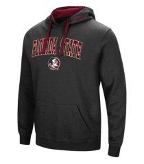 colosseum florida state seminoles men's arch logo hoodie