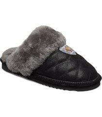 edmonton slippers tofflor svart canada snow