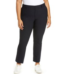 vince high waist cigarette pants, size 8 in coastal at nordstrom