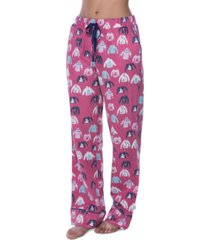 munki munki holiday sweaters flannel pajama pants