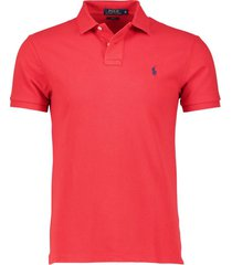 ralph lauren poloshirt rood big & tall