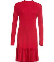 abito in maglia (rosso) - rainbow