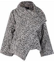 10 corso como x moncler ora padded jacket - black