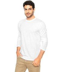 camiseta di nuevo manga longa masculina - masculino