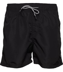 jjiaruba jjswim shorts akm sts badshorts svart jack & j s