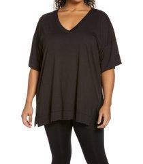 plus size women's zella all day oversize t-shirt