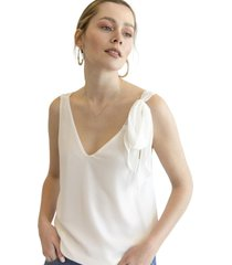 blusa briana blanco racaventura