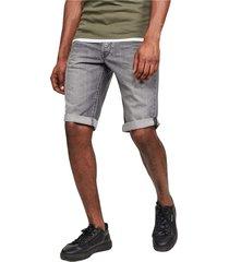 g-star d07432 c049 b220 01 shorts and bermudas men denim grey