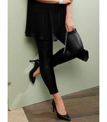 legging miamoda zwart