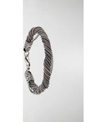 emanuele bicocchi multi string bracelet