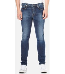 ps by paul smith men's slim fit jeans - dark blue - 32l - blue
