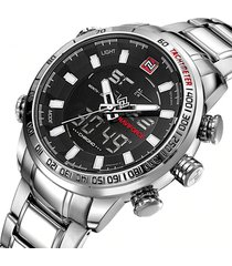 reloj naviforce gt09 - plata