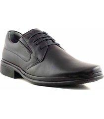zapato negro briganti hombre trento