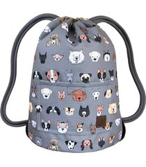 dogs dwustronny plecak sack it!
