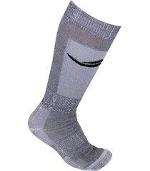 calcetines thermolite gris claro rossignol