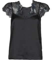 blouse guess ss miranda top