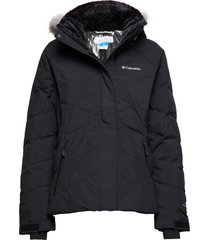lay d down ii jacket outerwear sport jackets svart columbia