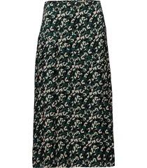 jonalah knälång kjol grön by malene birger