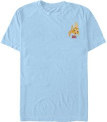fifth sun men's goldie pocket short sleeve crew t-shirt