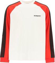 burberry multicolor falcone t-shirt