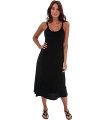 womens flet life strappy midi dress
