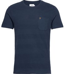 sabana t-shirt t-shirts short-sleeved blå farah