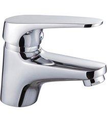 misturador monocomando para lavatório de mesa bica baixa cni2502 cromado