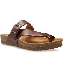 eastland women's shauna thong sandals women's shoes
