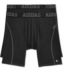 adidas men's climacool 2 pack midway brief
