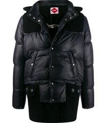 bark b rules padded coat - black