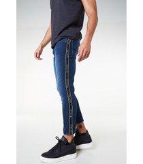 jean azul tascani skinny trome
