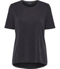 t-shirt ella zwart