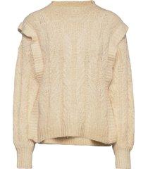 knit gebreide trui wit sofie schnoor